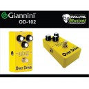 Pedal Giannini OD-102 Over Drive
