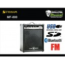 Caixa Frahm Multiuso MF800 Bluetooth - 100 watts