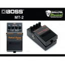 Pedal Boss MT-2 Metal Zone (guitarra)