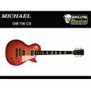 Guitarra Michael Les Paul GM750 CS - Cherry sunburst