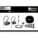 Fone de Ouvido In Ear Mee Audio M6 Black (Intra-Auricular)