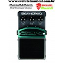 Pedal Guit Rocktron Overdrive Super Charger