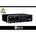 Interface Behringer UMC202HD / USB Interface / 2 canais