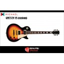Guitarra Michael LP Strike Custom GM757N YS (Yellow Sunburst)
