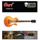 Guitarra Cort CR200 Classic Rock Series