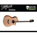 Violão Tagima Dallas Tuner Natural